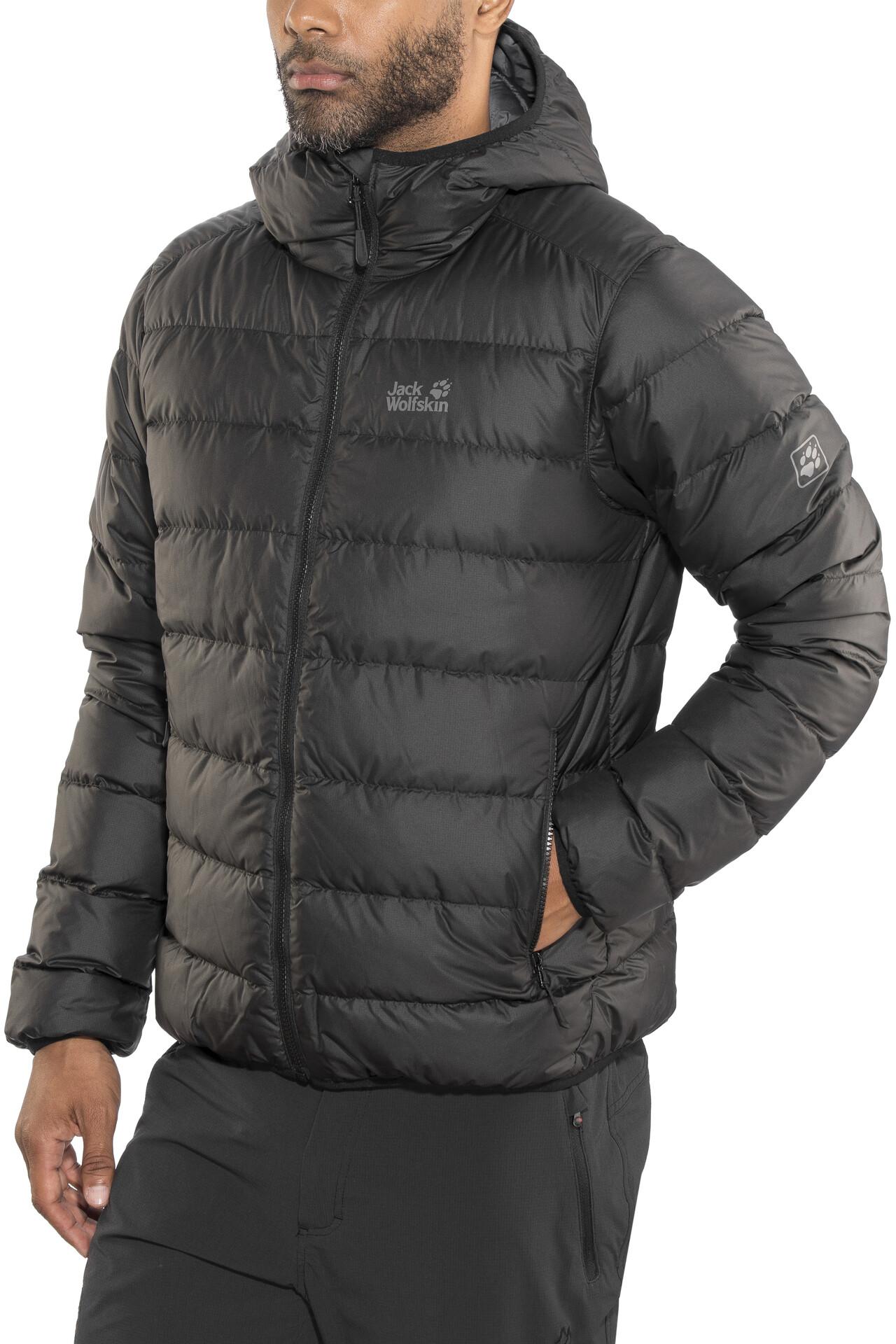 Jack Wolfskin Helium Jacket Herren black